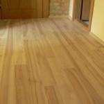 Massivholz Landhausdielen Esche Select 15x110 geolt weiss