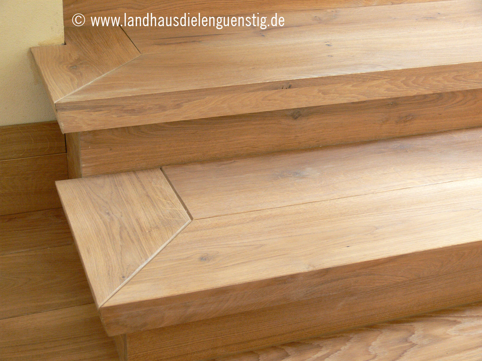 Massivholz Eiche Landhaus len