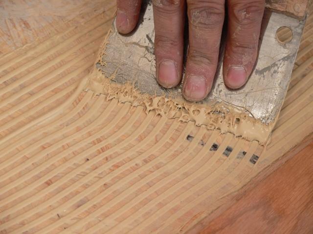 Holzboden Verlegen verlegung eines holzboden landhausdielen günstig